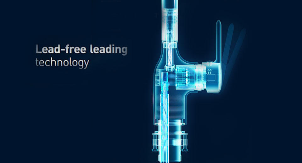 Lead-free leading technology