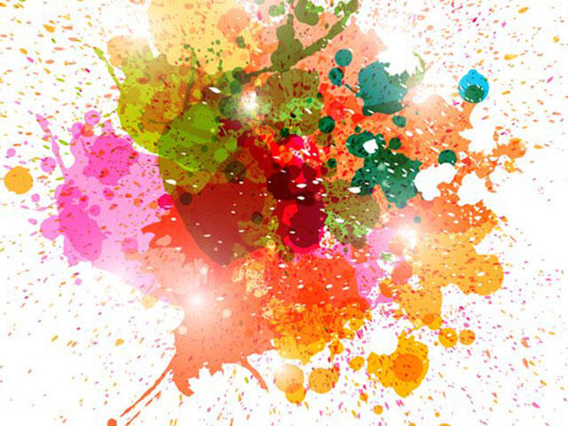 1.5D COLORFUL INK technology