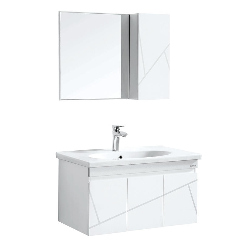 ANNWA PVC bathroom cabinet PG33008G-A