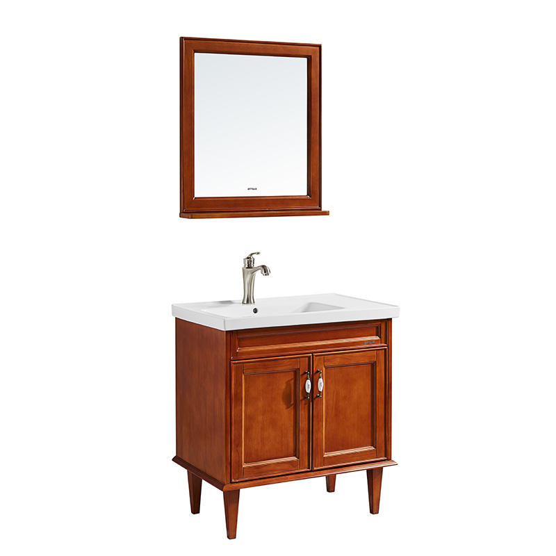 ANNWA wood bathroom cabinet anPGM33028G-B