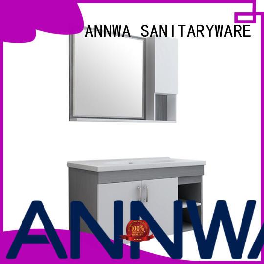 ANNWA SANITARYWARE multi-storey plywood cabinet doors fashion atmosphere apartment