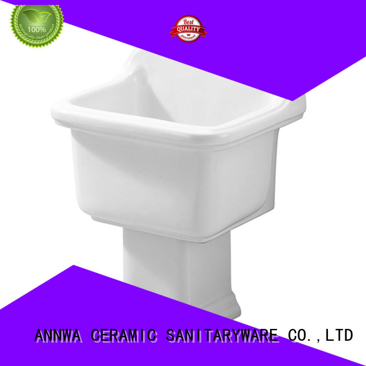 squatting pan toilet & shower room glass