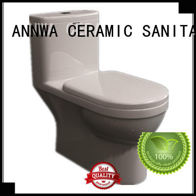 toilet one piece ab1363 hotel ANNWA SANITARYWARE