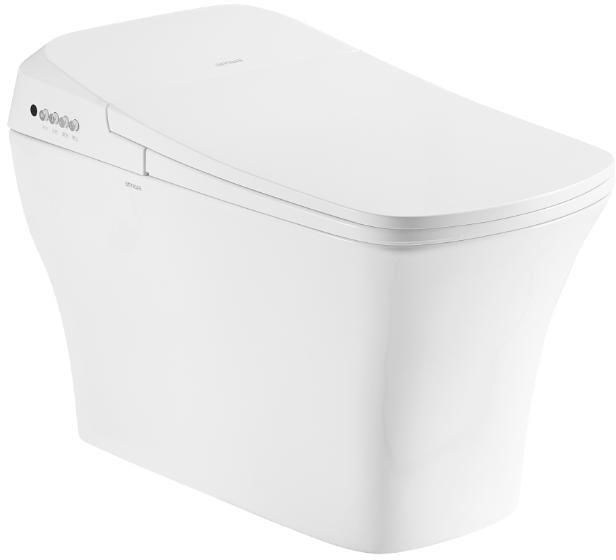 ANNWA Smart Toilet S8