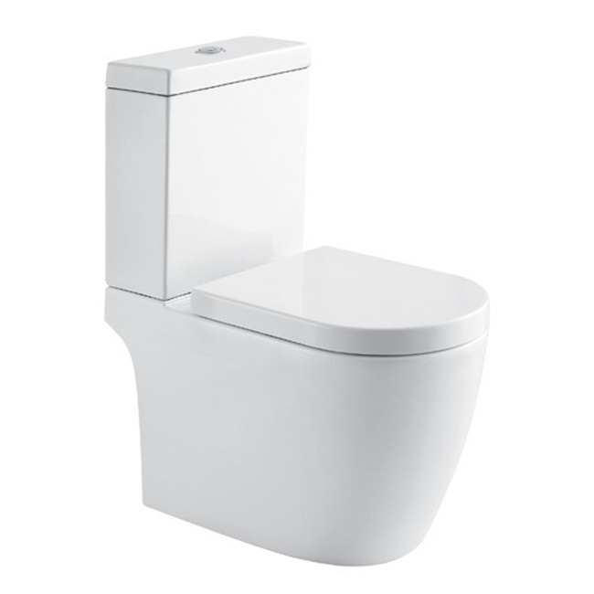 ANNWA Two Piece Toilet EX2334H