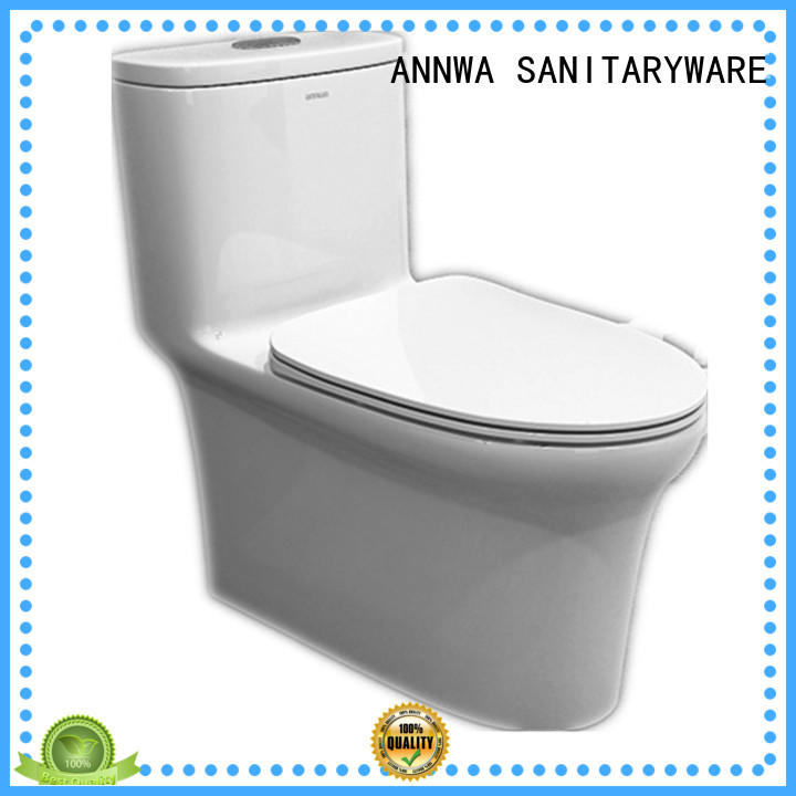 onepiece comfort height toilet ab1363 Villa ANNWA SANITARYWARE