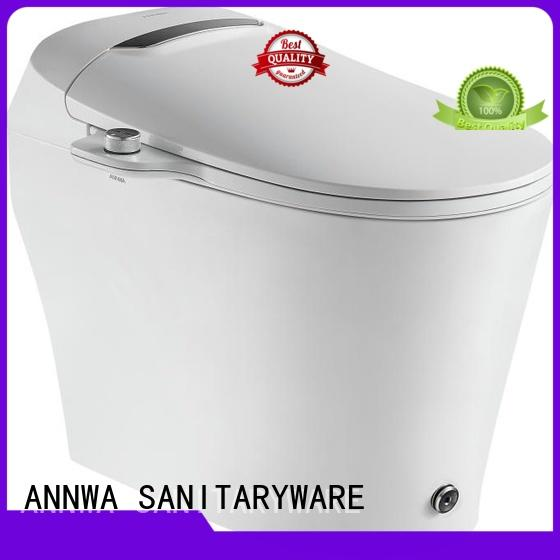 easy to disassemble electric bidet automatic deodorization hotel ANNWA SANITARYWARE