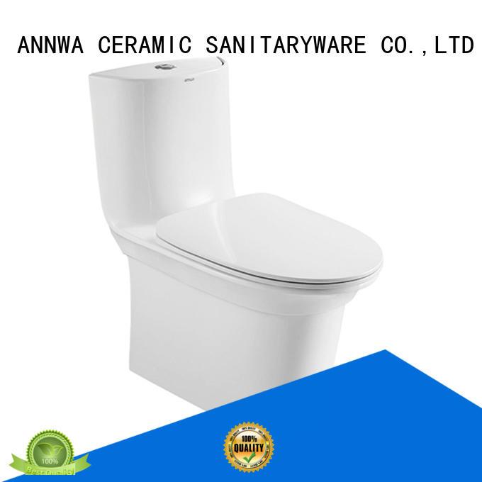 onepiece luxury toilet annwa Low-end ANNWA SANITARYWARE