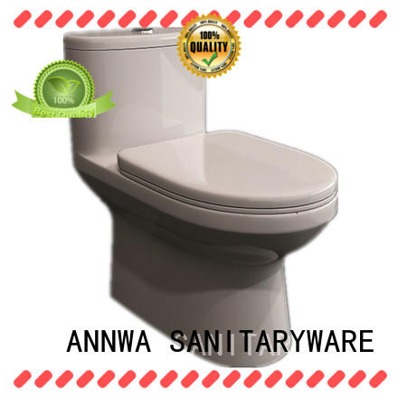 onepiece one piece toilet bowl double-speed household ANNWA SANITARYWARE